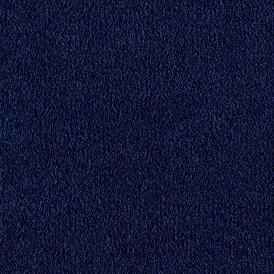 Mohawk Essentials Cherish Rich Denim Textured Indoor Carpet
