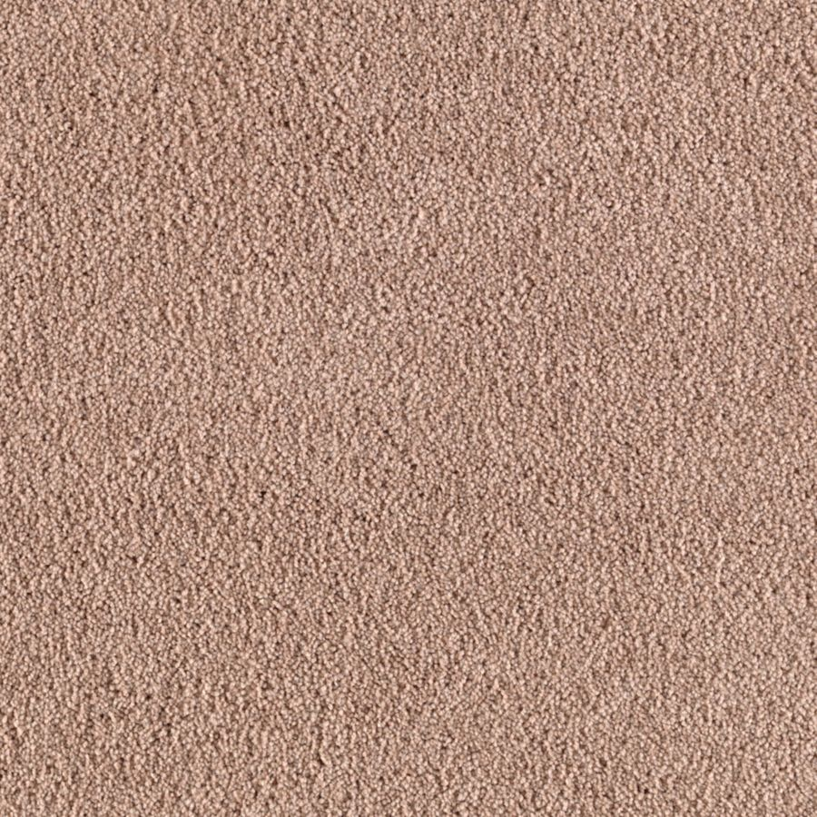 Mohawk Essentials Herron Bay Beige Twill Textured Indoor Carpet