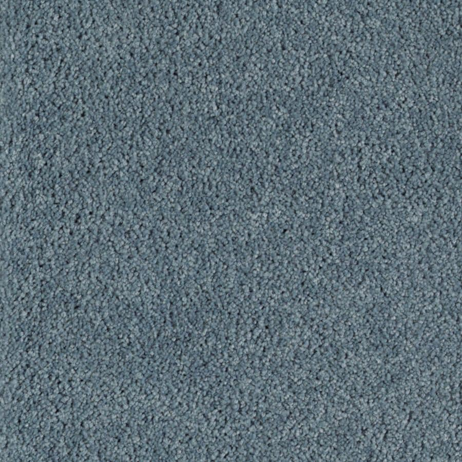 Mohawk Essentials Herron Bay Aqua Tone Textured Indoor Carpet
