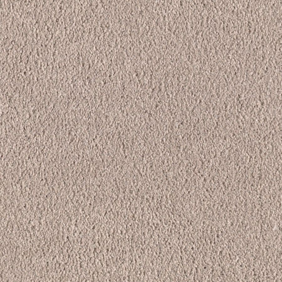 Mohawk Essentials Sea Bright Almond Torte Textured Indoor Carpet