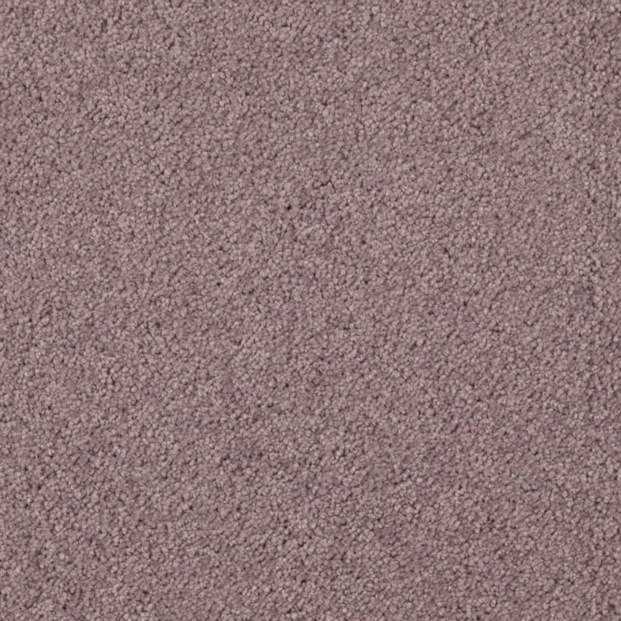 Mohawk Essentials Sea Bright Frosty Violet Textured Indoor Carpet