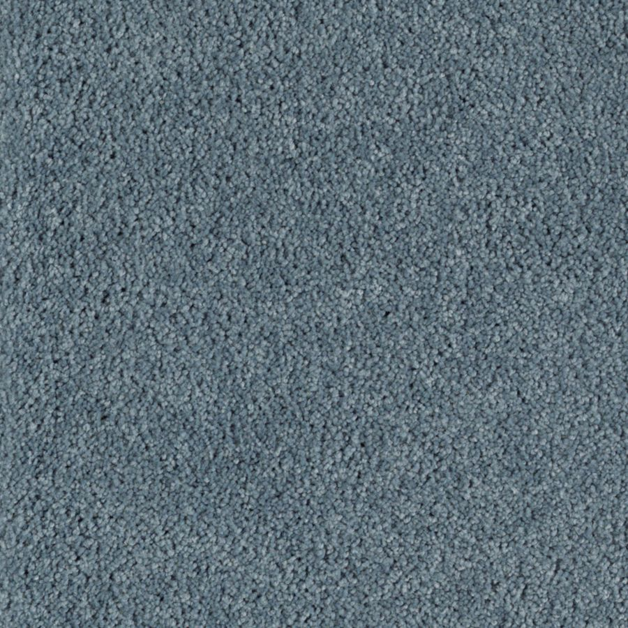 Mohawk Essentials Sea Bright Aqua Tone Textured Indoor Carpet
