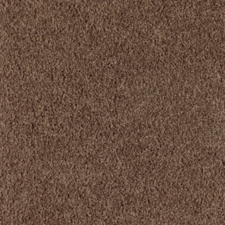 Mohawk Essentials Sea Bright Pinecone Textured Indoor Carpet