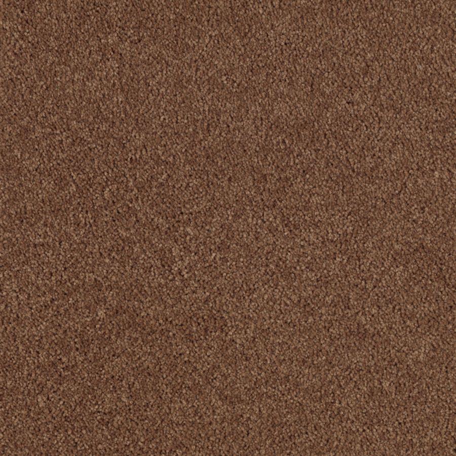 Mohawk Essentials Sea Bright Moccasin Textured Indoor Carpet