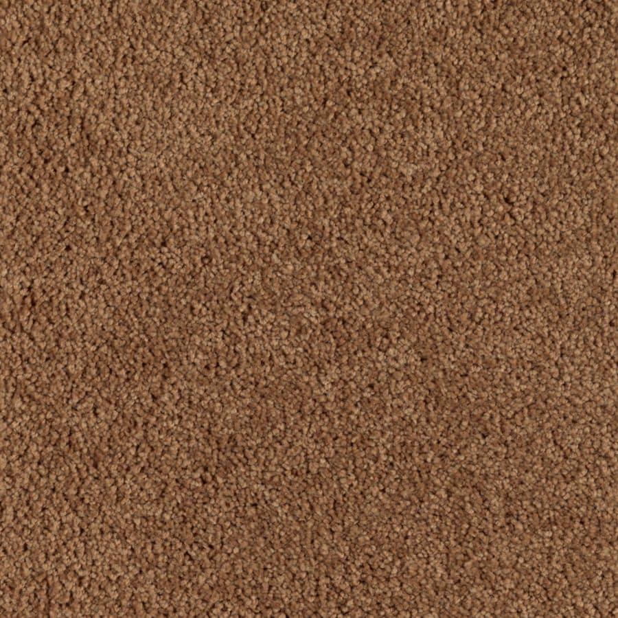 Mohawk Essentials Sea Bright Hazelnut Textured Indoor Carpet