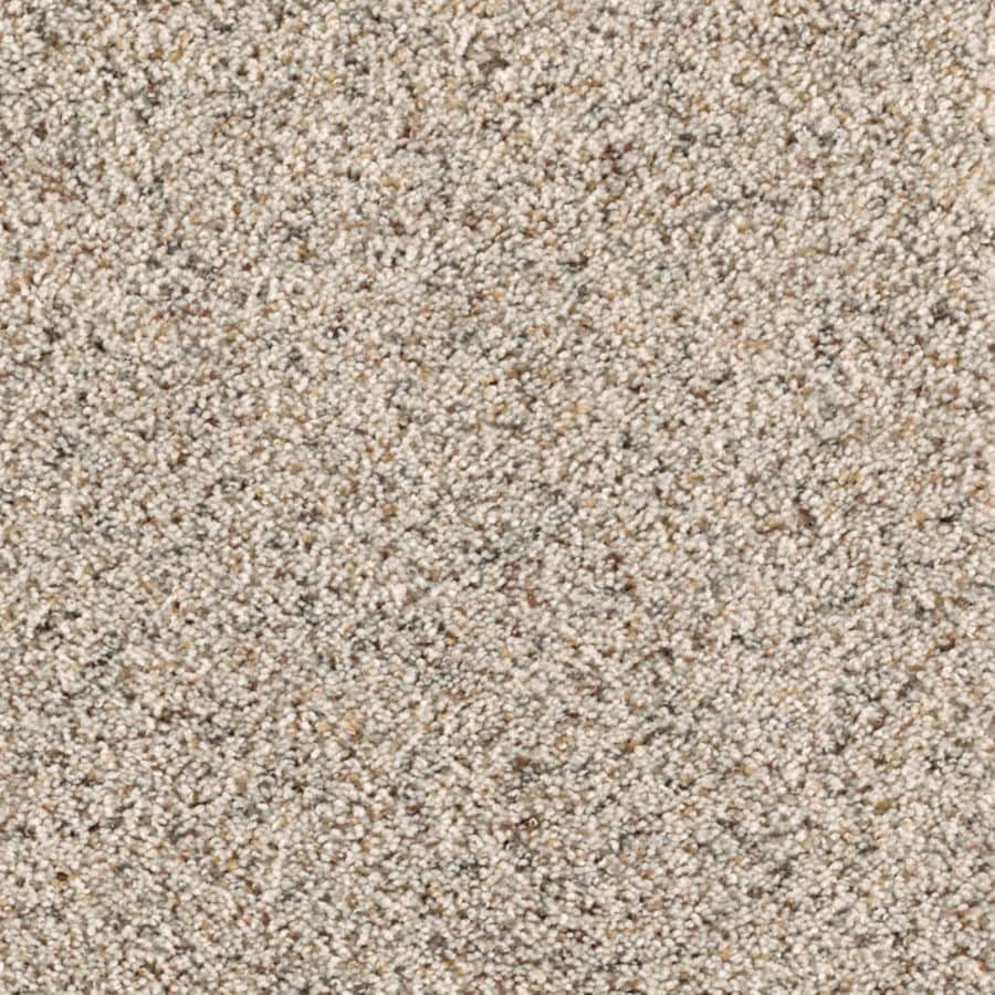 Mohawk Essentials Pajaro Softened Ash Textured Indoor Carpet