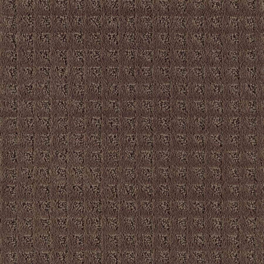 Mohawk Cornerstone Collection Brownie Textured Interior Carpet
