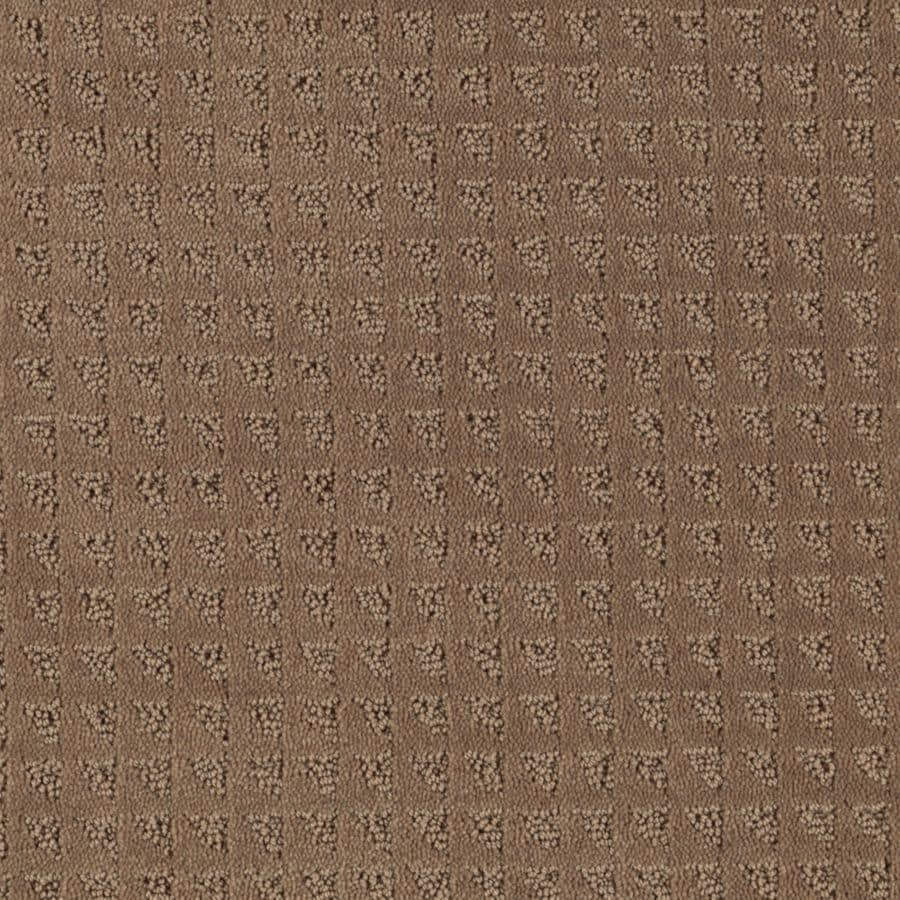 Mohawk Cornerstone Collection Hazelnut Textured Indoor Carpet