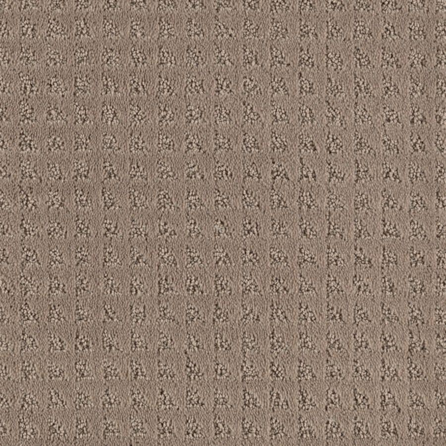 Mohawk Cornerstone Collection 12-ft W x Cut-to-Length Cypress Textured Interior Carpet