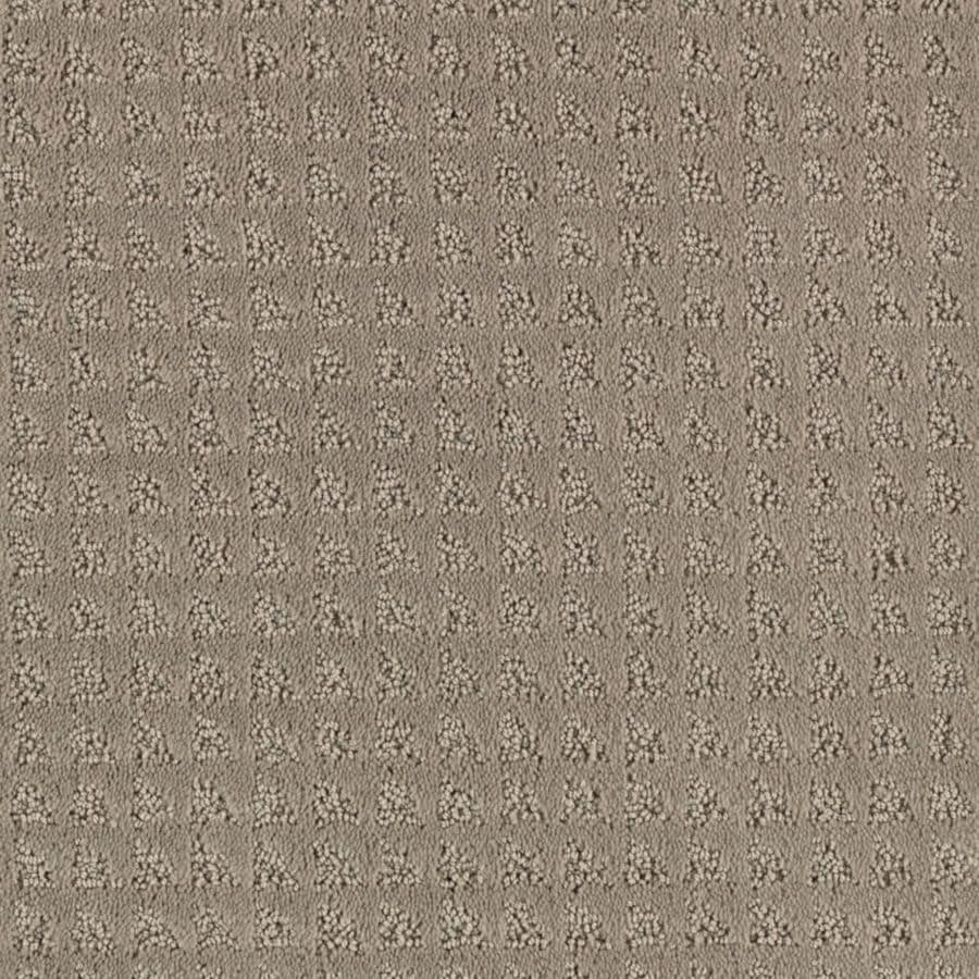Mohawk Cornerstone Cornerstone Collection 12-ft W x Cut-to-Length Parchment Textured Interior Carpet