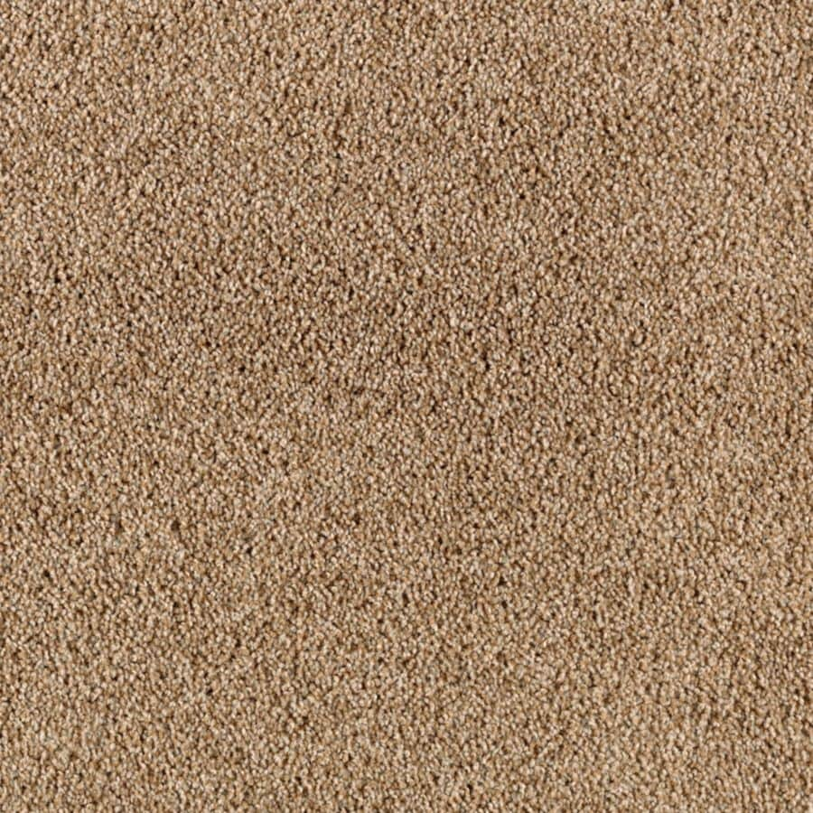 Mohawk Cornerstone Collection Rich Maple Textured Indoor Carpet
