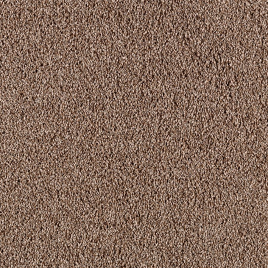 Mohawk Cornerstone Collection Colonial Brown Textured Indoor Carpet