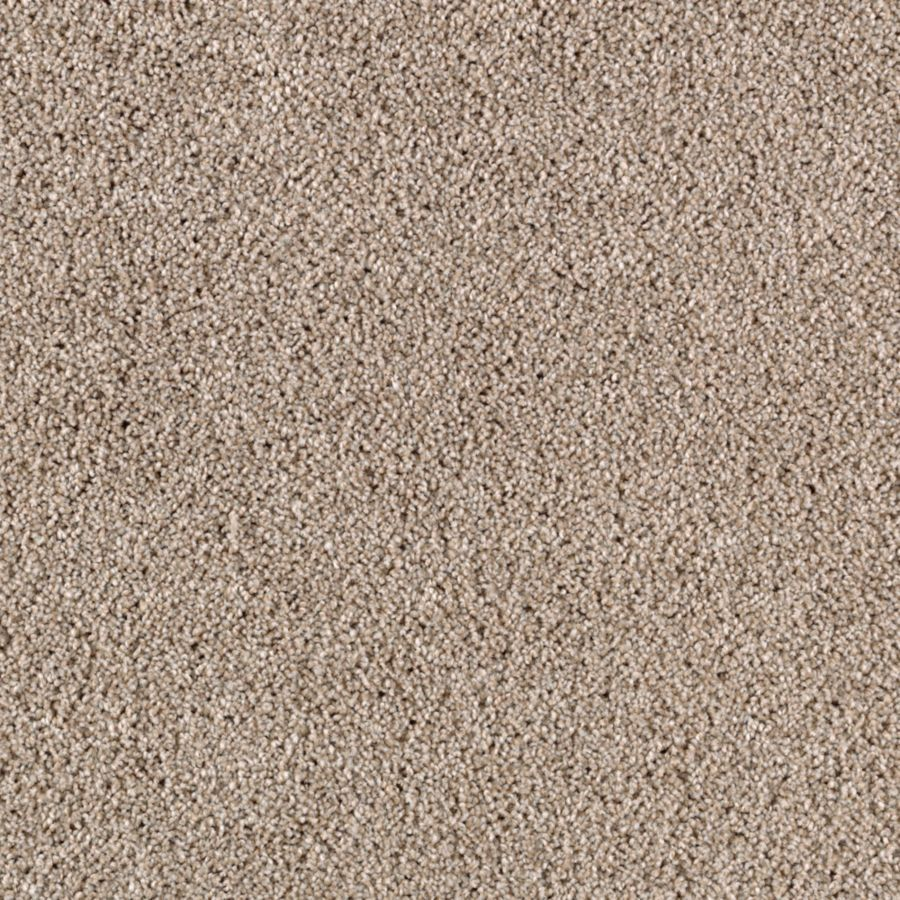 Mohawk Cornerstone Collection Mineral Beige Textured Indoor Carpet