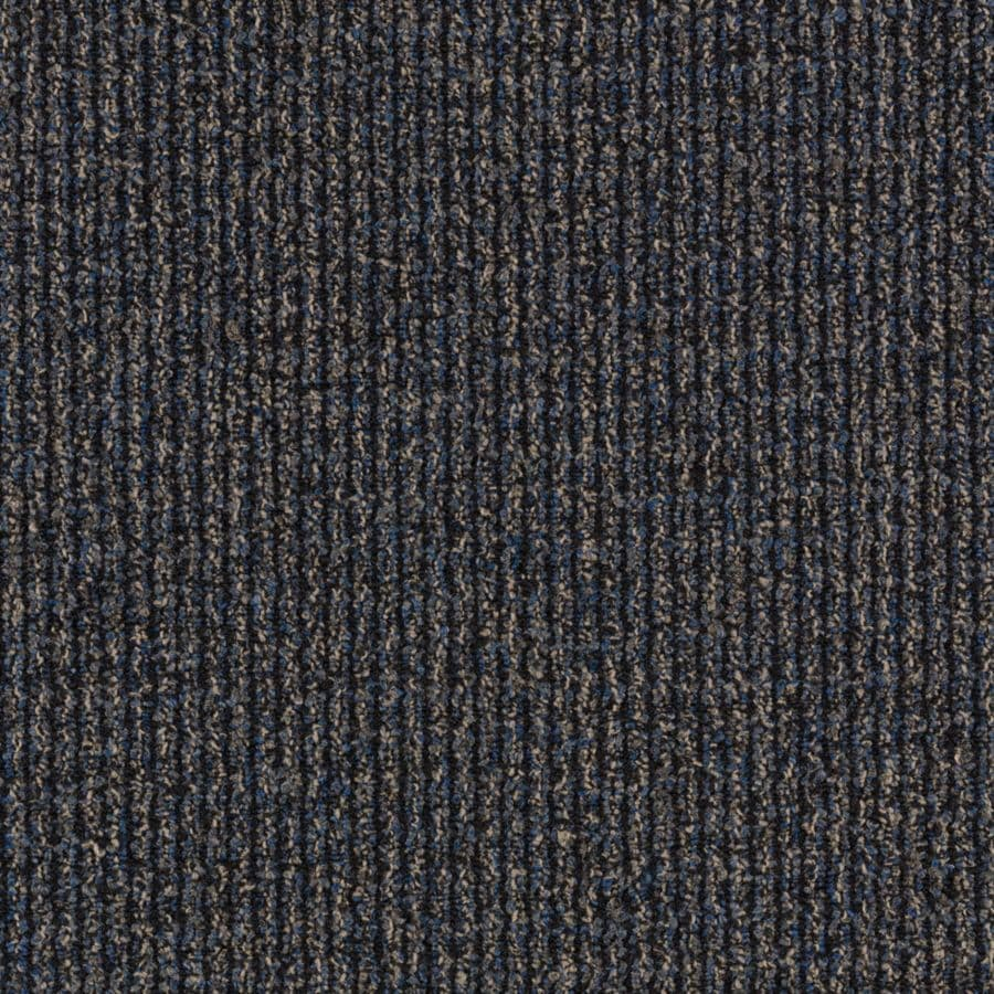 Mohawk Interpret 12-ft W x Cut-to-Length Blue Bird Textured Interior Carpet