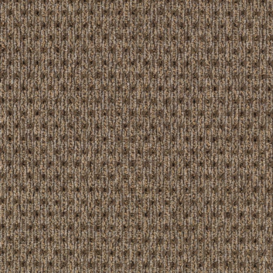 Mohawk Interpret 12-ft W x Cut-to-Length Vanilla Textured Interior Carpet