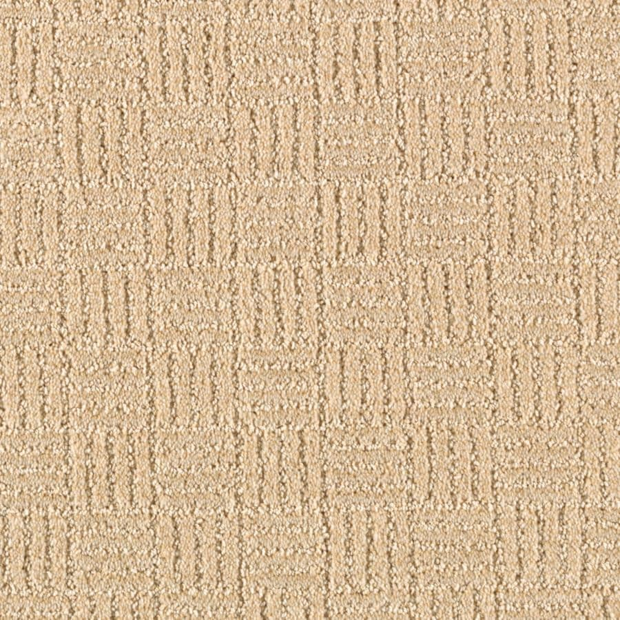 Mohawk Essentials Stylesboro 12-ft W x Cut-to-Length Crackled Glaze Textured Interior Carpet