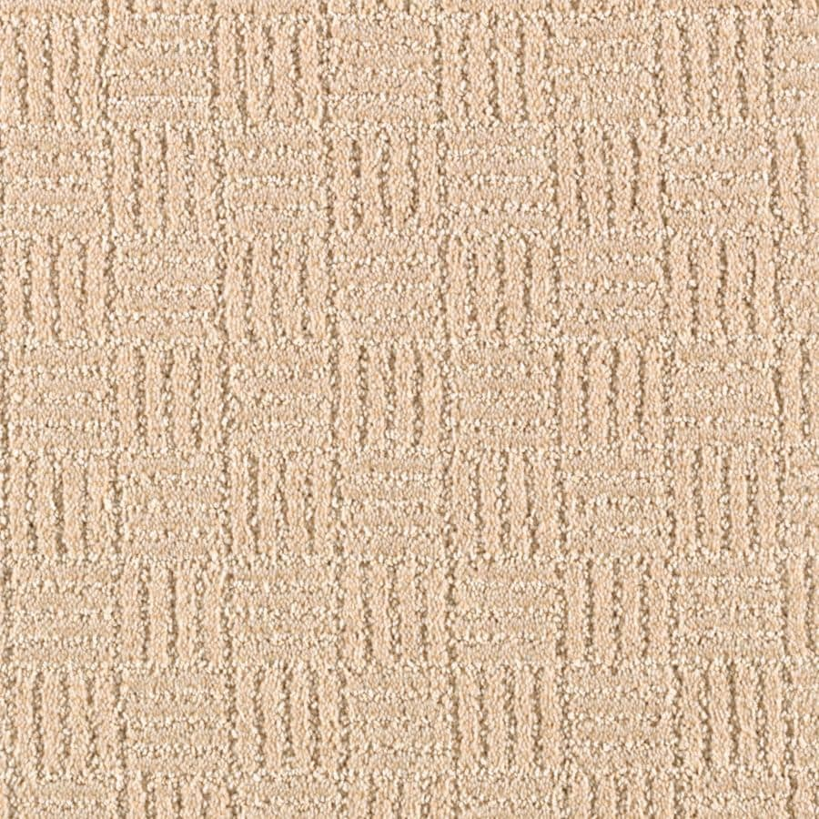 Mohawk Essentials Stylesboro 12-ft W Beach Sunset Textured Interior Carpet