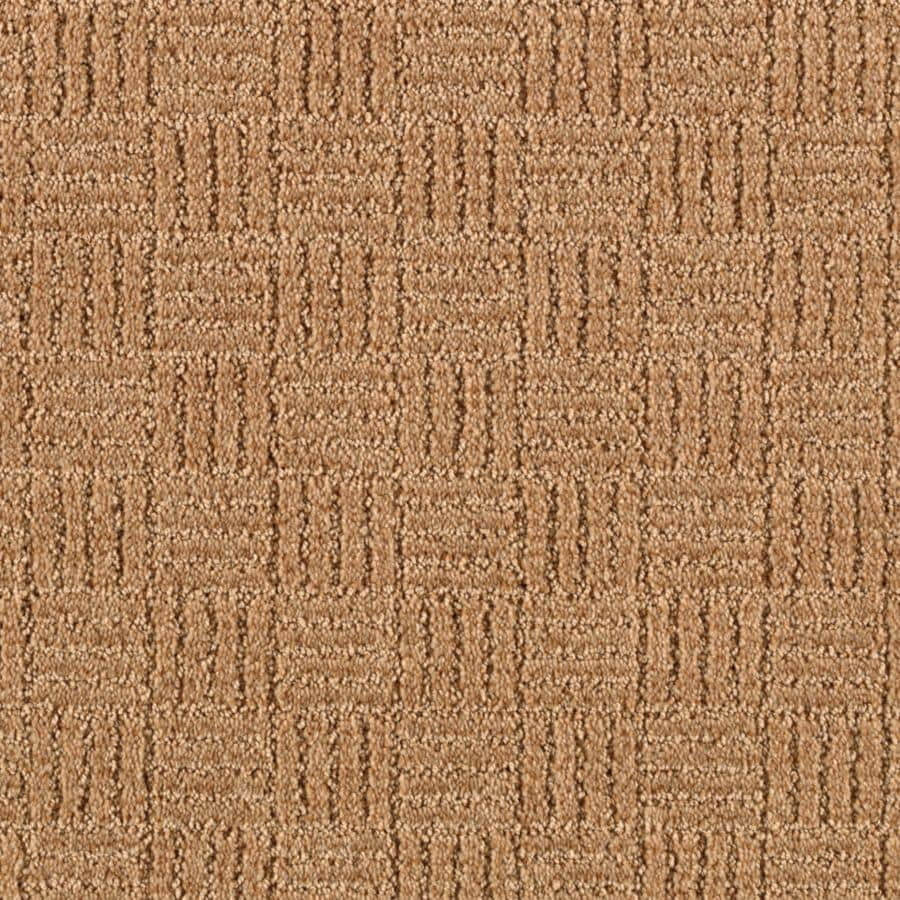 Mohawk Essentials Stylesboro Spiced Tea Textured Interior Carpet