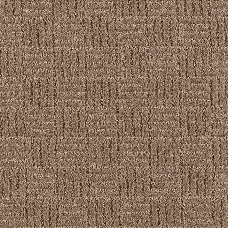 Mohawk Essentials Stylesboro Taupe Mist Textured Interior Carpet