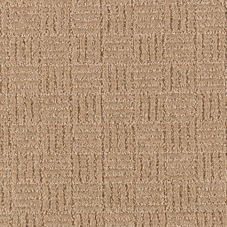 Mohawk Essentials Stylesboro Mesa Tan Textured Indoor Carpet