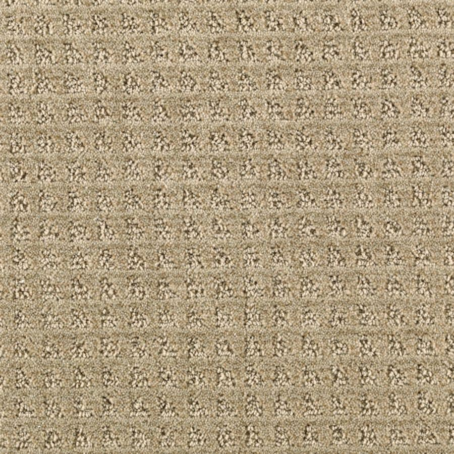 Mohawk Essentials Designboro 12-ft W x Cut-to-Length Willow Textured Interior Carpet