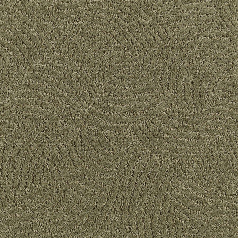 Mohawk Essentials Fashionboro 12-ft W Parsley Interior Carpet