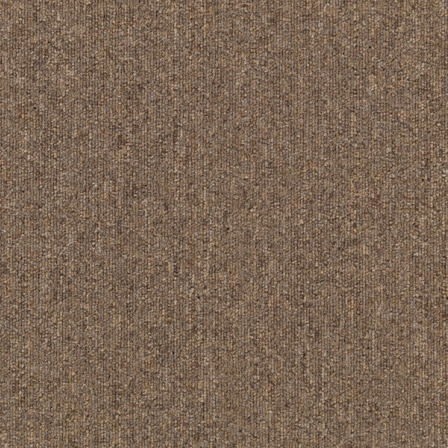 Shop mohawk 18 pack 24 in x 24 in toast commercial loop carpet mohawk 18 pack 24 in x 24 in toast commercial loop carpet tile baanklon Images