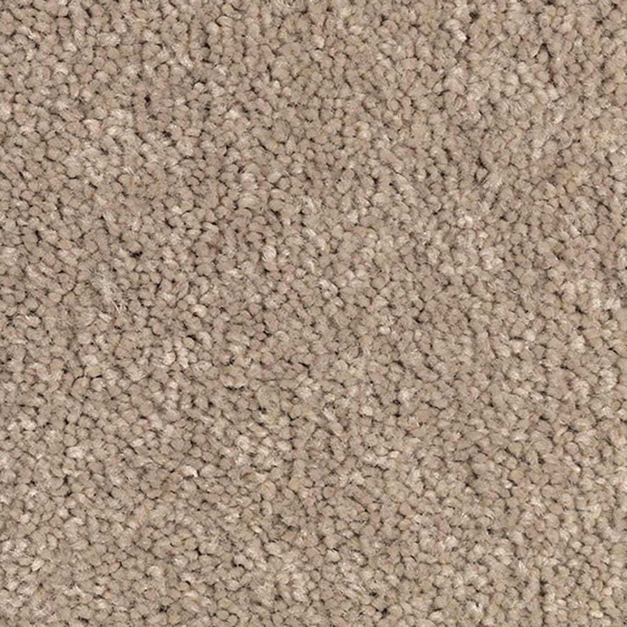 Mohawk Feature Buy 12-ft W x Cut-to-Length Avalon Beige Textured Interior Carpet