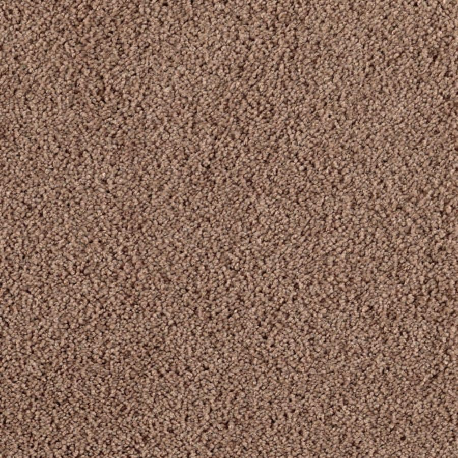 Mohawk German Chocolate Textured Interior Carpet