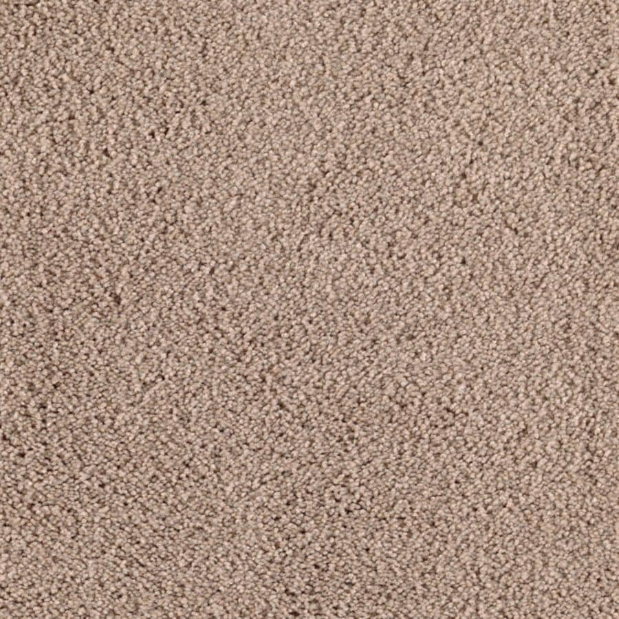 Mohawk Feature Buy 12-ft W x Cut-to-Length Cappucino Textured Interior Carpet