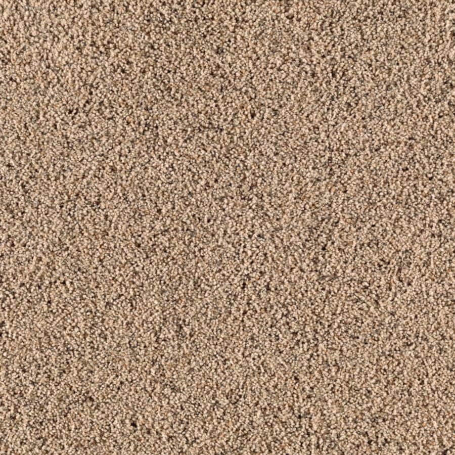 Mohawk Essentials Renewed Style I 12-ft W x Cut-to-Length Wild Oats Textured Interior Carpet