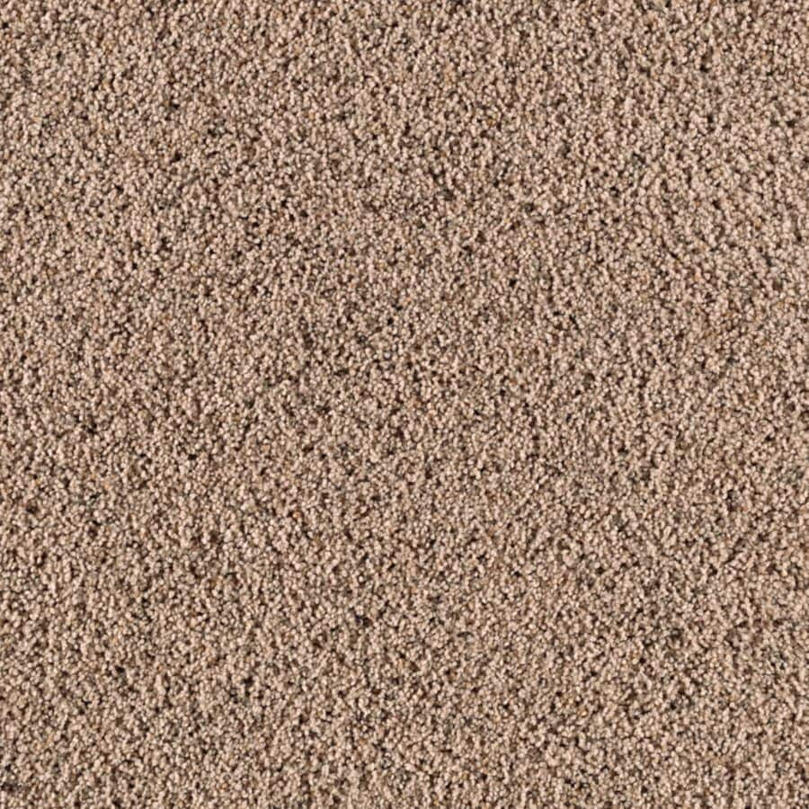 Mohawk Essentials Renewed Style II 12-ft W Dry Dock Textured Interior Carpet