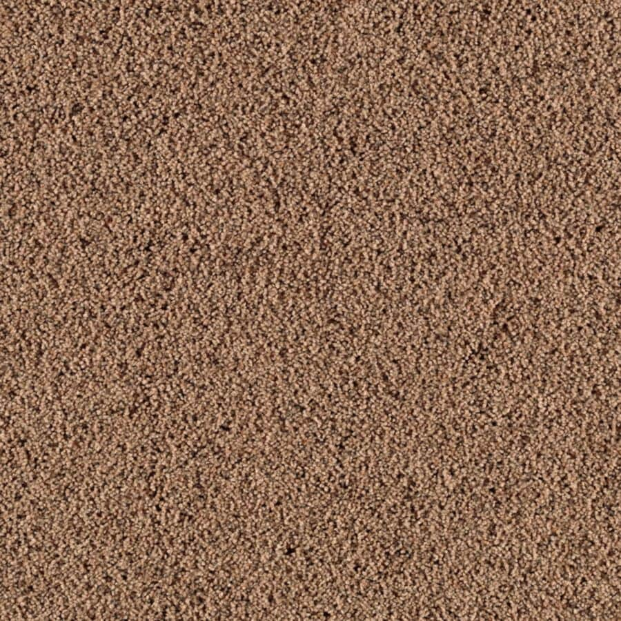 Mohawk Essentials Renewed Style III Hazelnut Textured Indoor Carpet