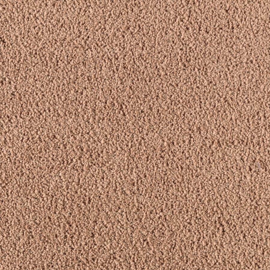 Mohawk Essentials Renewed Touch I 12-ft W Spice Age Textured Interior Carpet