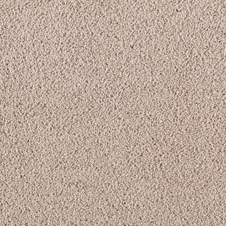 Mohawk Essentials Renewed Touch I 12-ft W x Cut-to-Length Neutral Ground Textured Interior Carpet