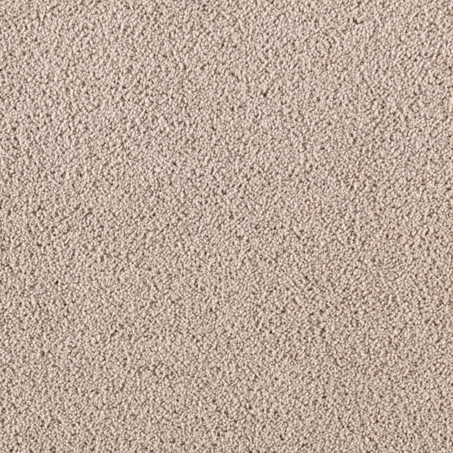 Mohawk Essentials Renewed Touch II Neutral Ground Textured Indoor Carpet