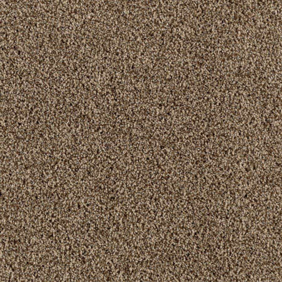 Mohawk Essentials Beautiful Design II 12-ft W x Cut-to-Length Nomad Textured Interior Carpet