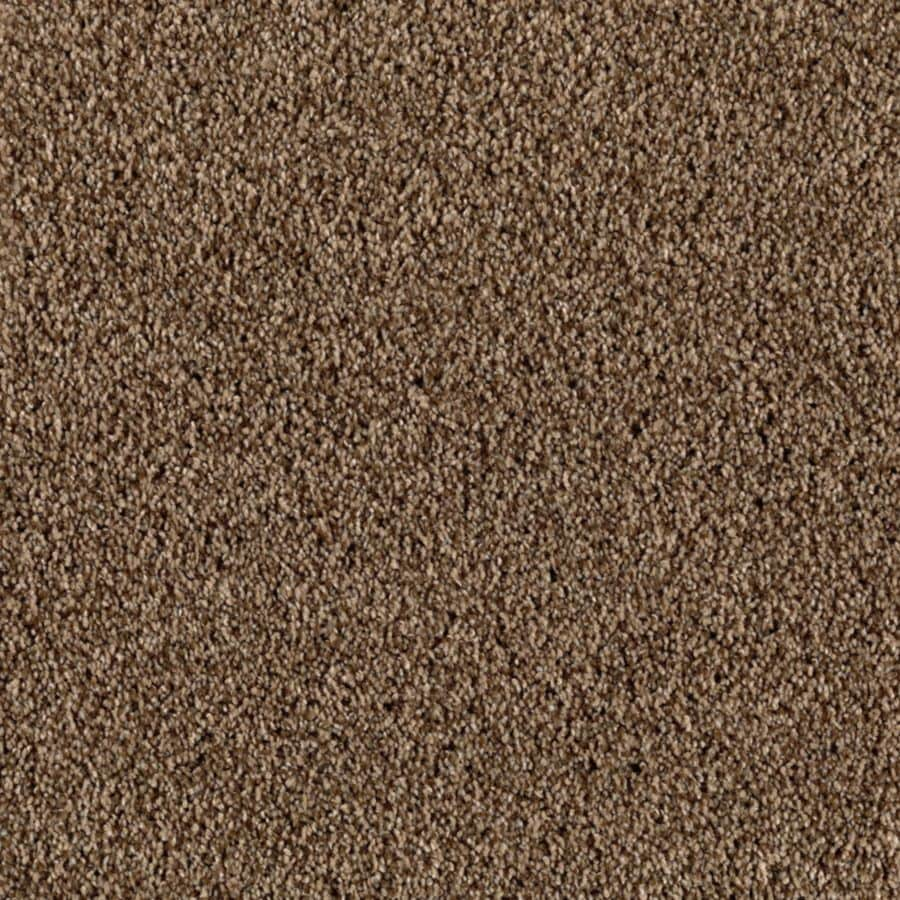 Mohawk Essentials Beautiful Design III 12-ft W x Cut-to-Length Bedford Road Textured Interior Carpet