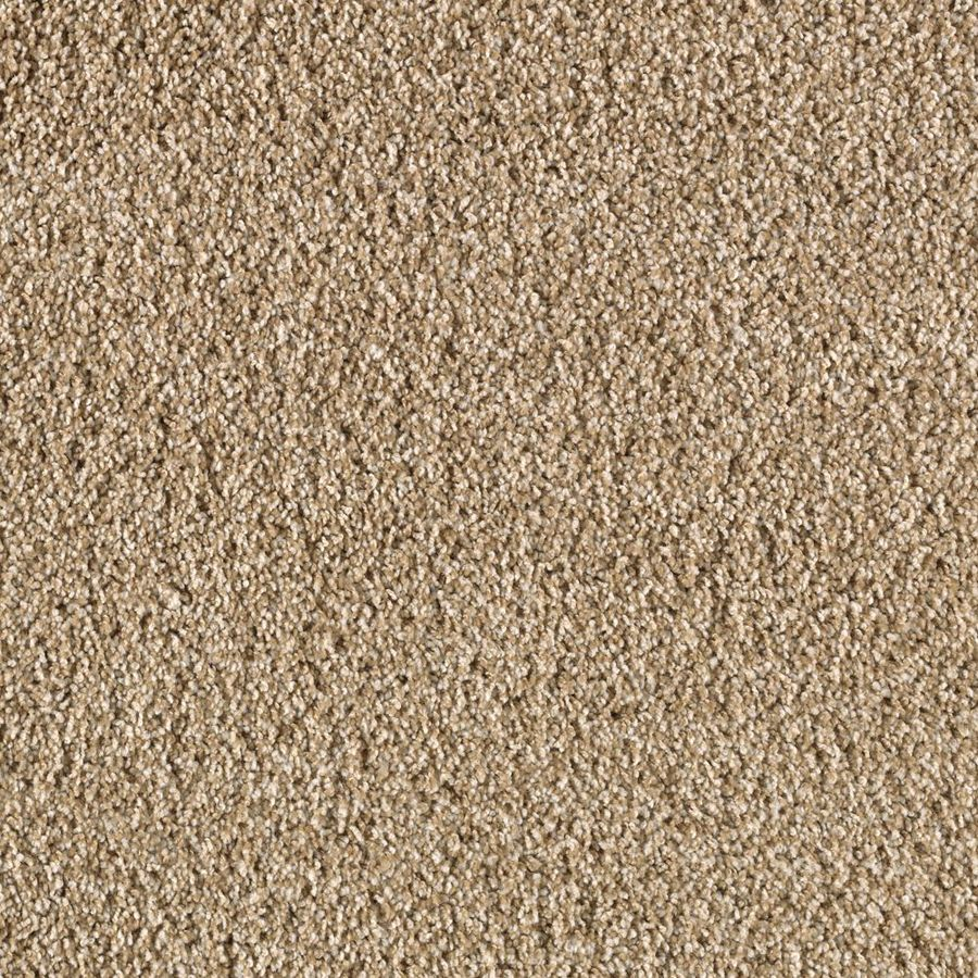 Mohawk Active Family Seabourne Dune Beige Textured Indoor Carpet