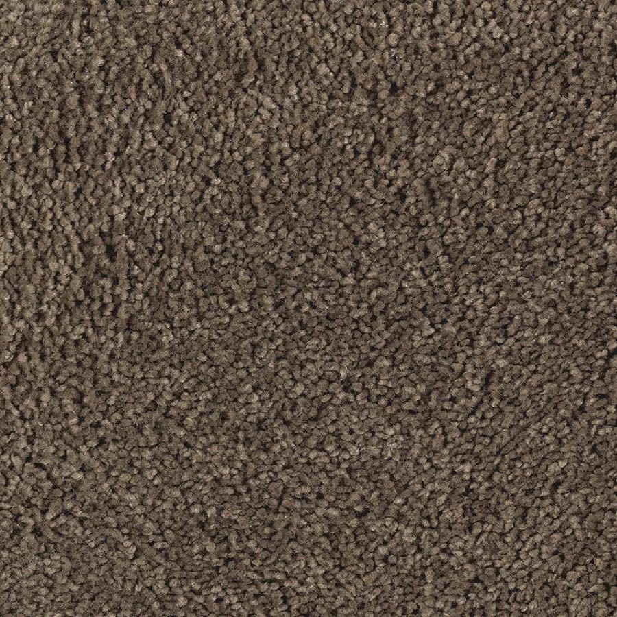 Mohawk Essentials Decor Flair Caramel Toffee Textured Indoor Carpet
