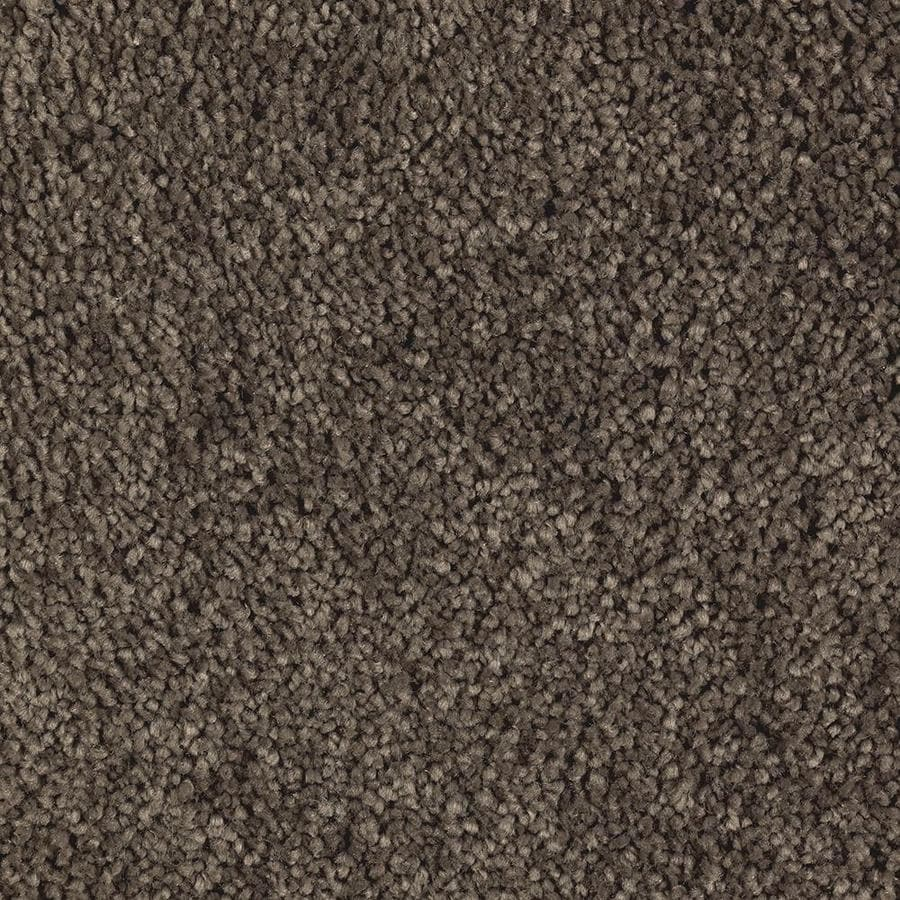 Mohawk Essentials Decor Flair Swiss Chocolate Textured Interior Carpet