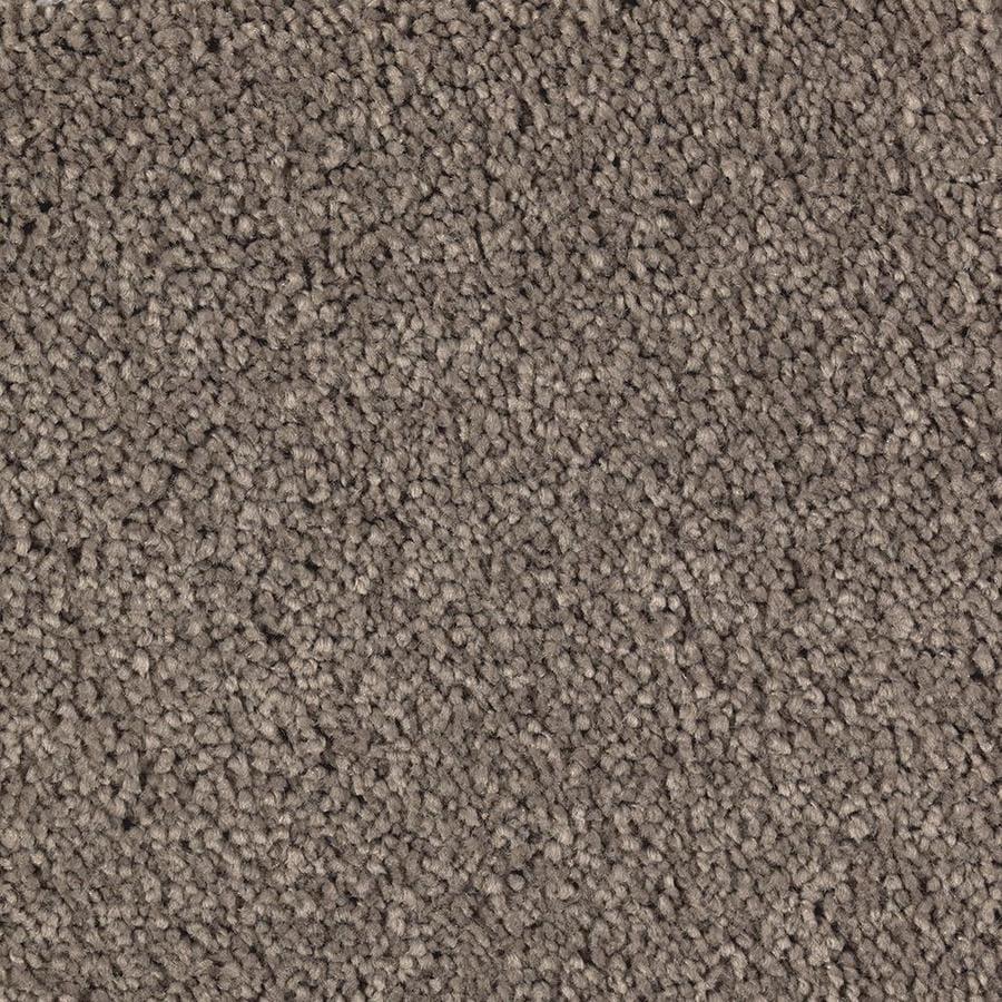Mohawk Essentials Decor Fashion Perfect Taupe Textured Interior Carpet