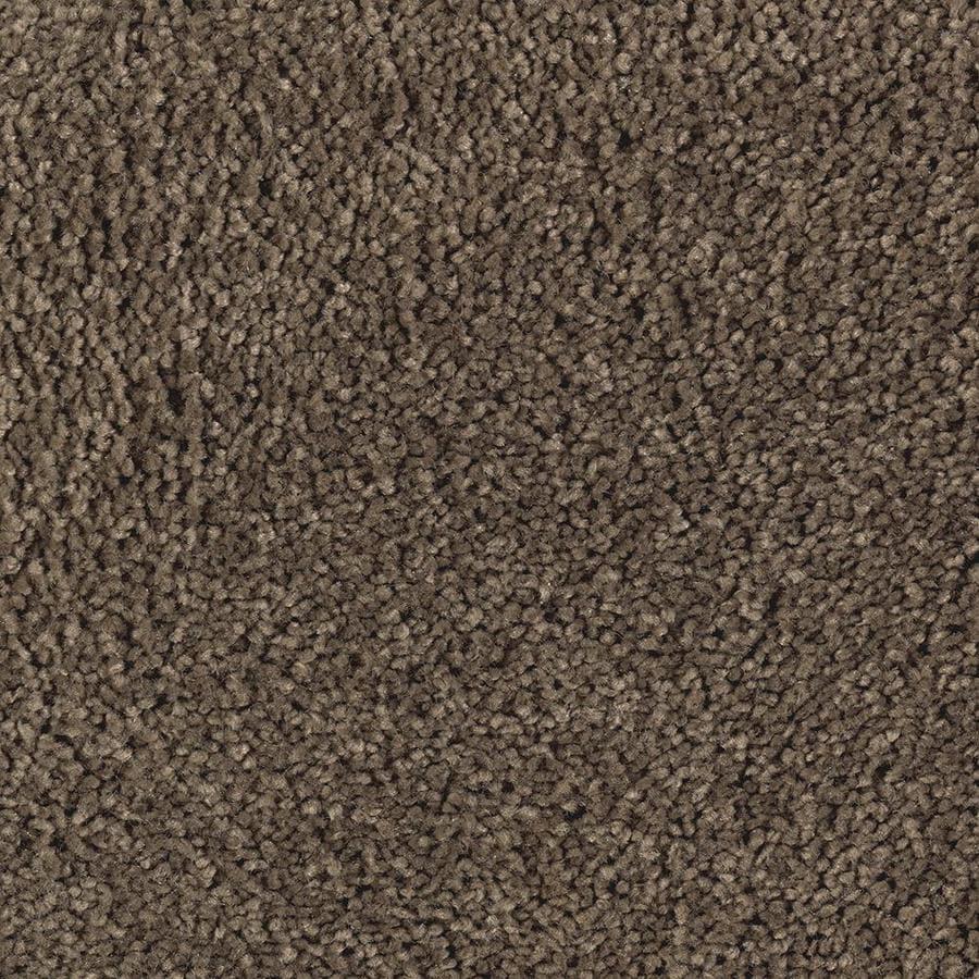 Mohawk Essentials Decor Fashion Caramel Toffee Textured Interior Carpet