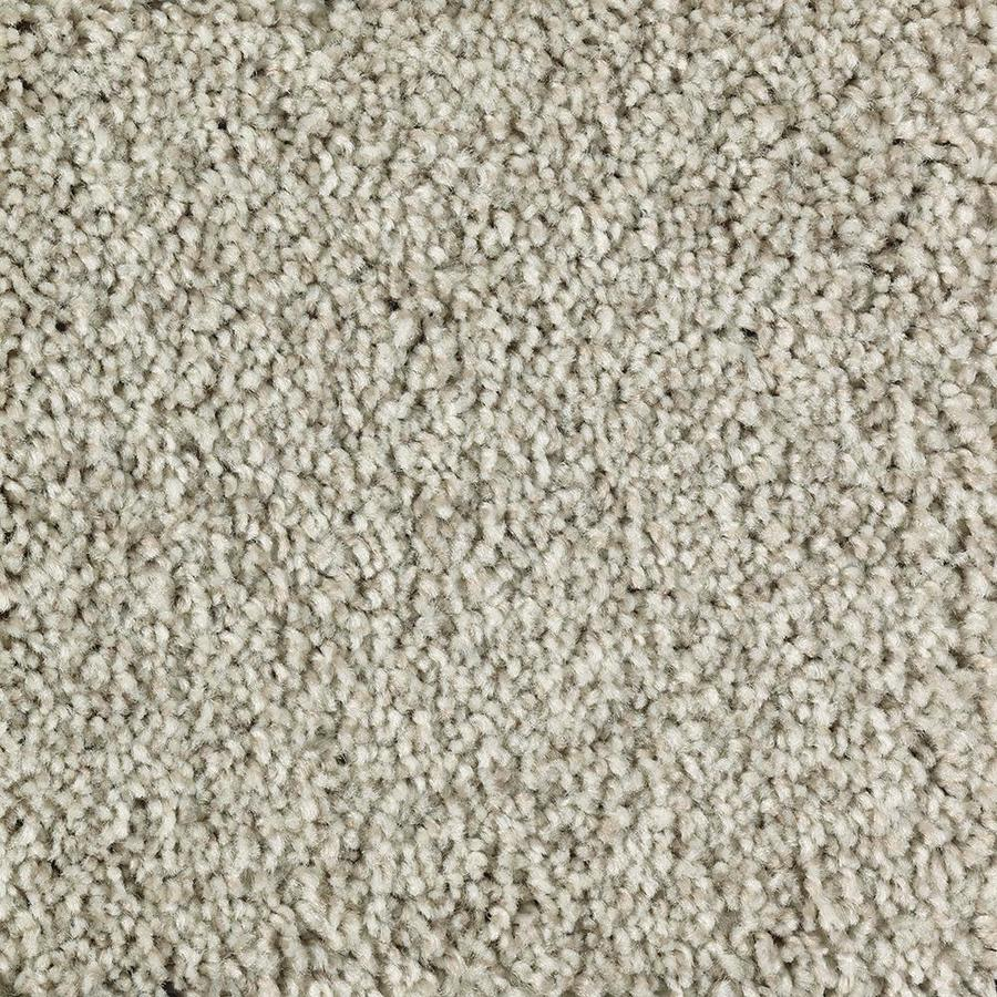 Mohawk Essentials Tonal Design 12-ft W x Cut-to-Length Stellar Textured Interior Carpet