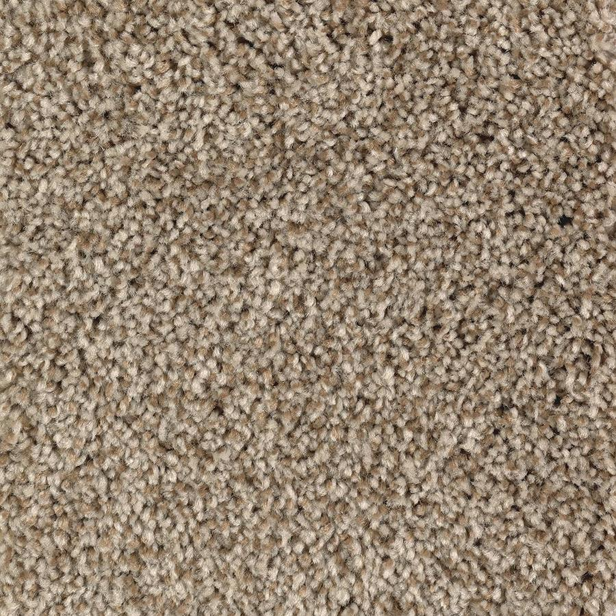 Mohawk Essentials Tonal Design 12-ft W x Cut-to-Length Scotch Tweed Textured Interior Carpet