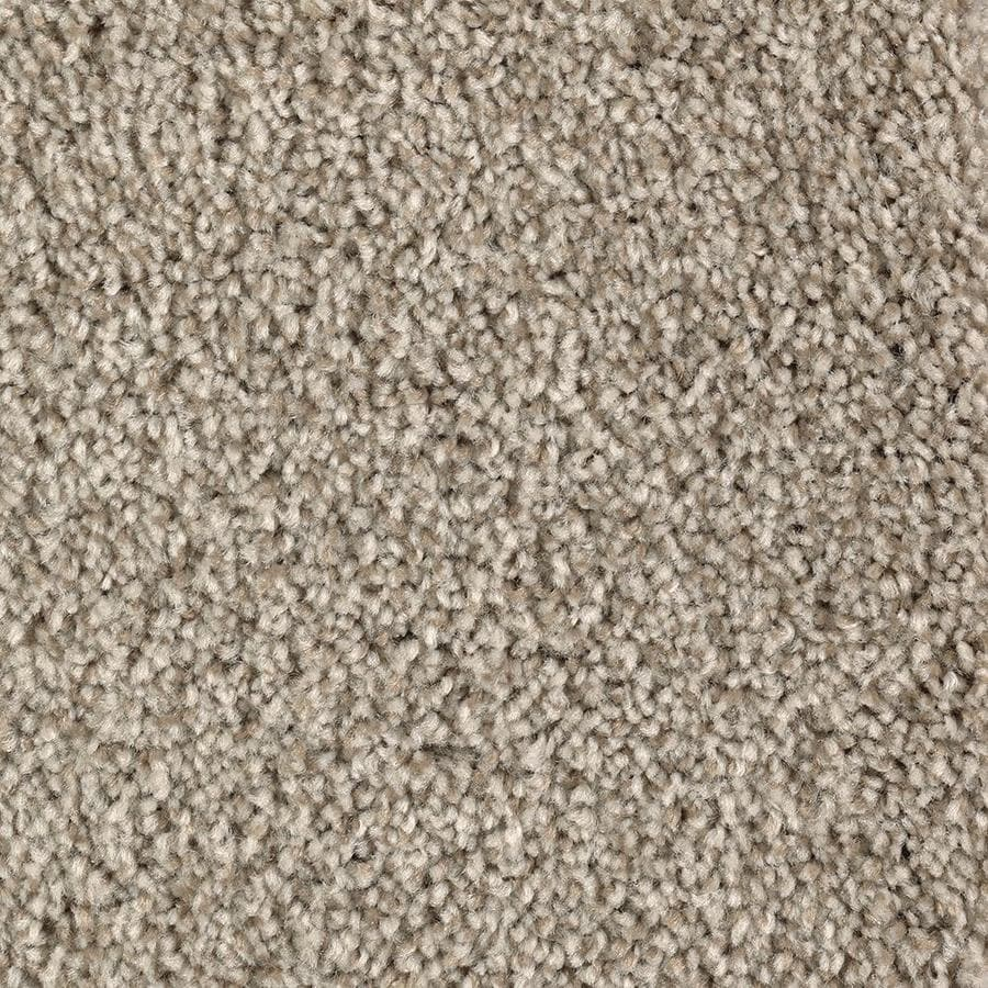 Mohawk Essentials Tonal Design 12-ft W x Cut-to-Length Ancestral Haze Textured Interior Carpet