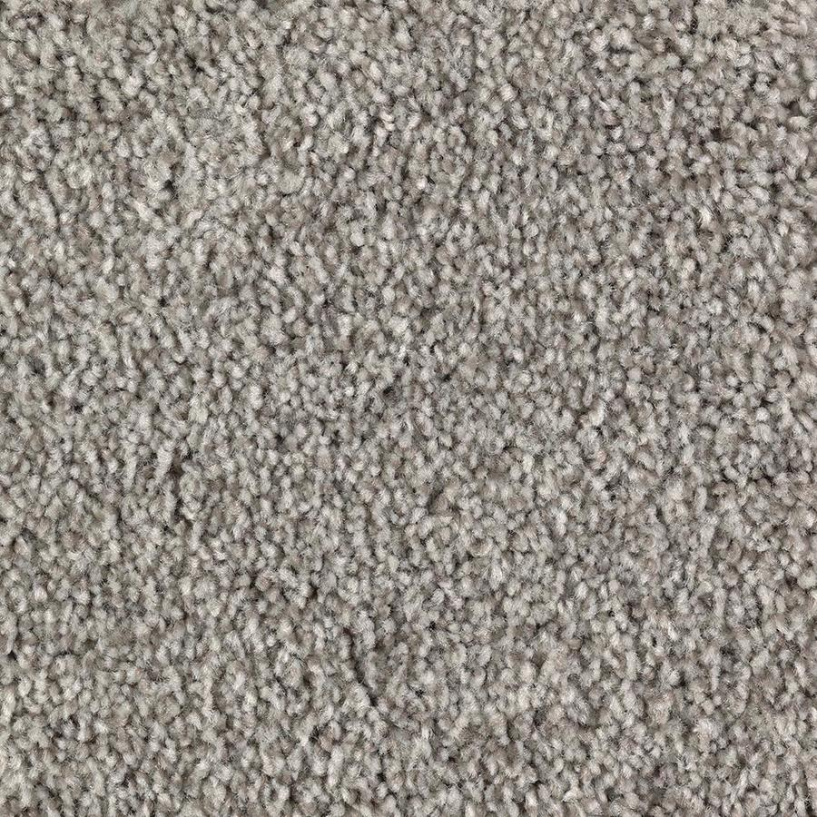Mohawk Essentials Tonal Look 12-ft W x Cut-to-Length Soapstone Textured Interior Carpet