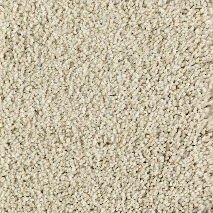 Mohawk Essentials Tonal Look Cream Soda Textured Interior Carpet
