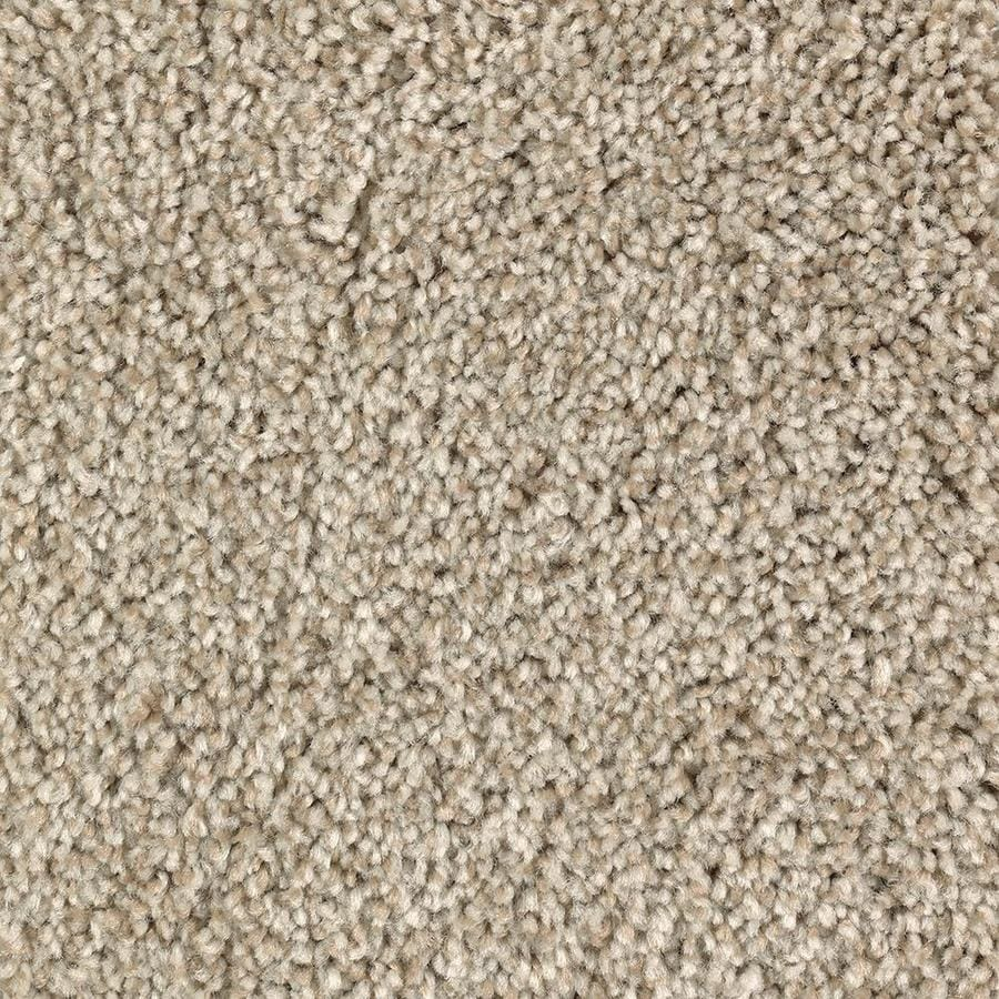 Mohawk Essentials Tonal Look Tawny Tan Textured Interior Carpet