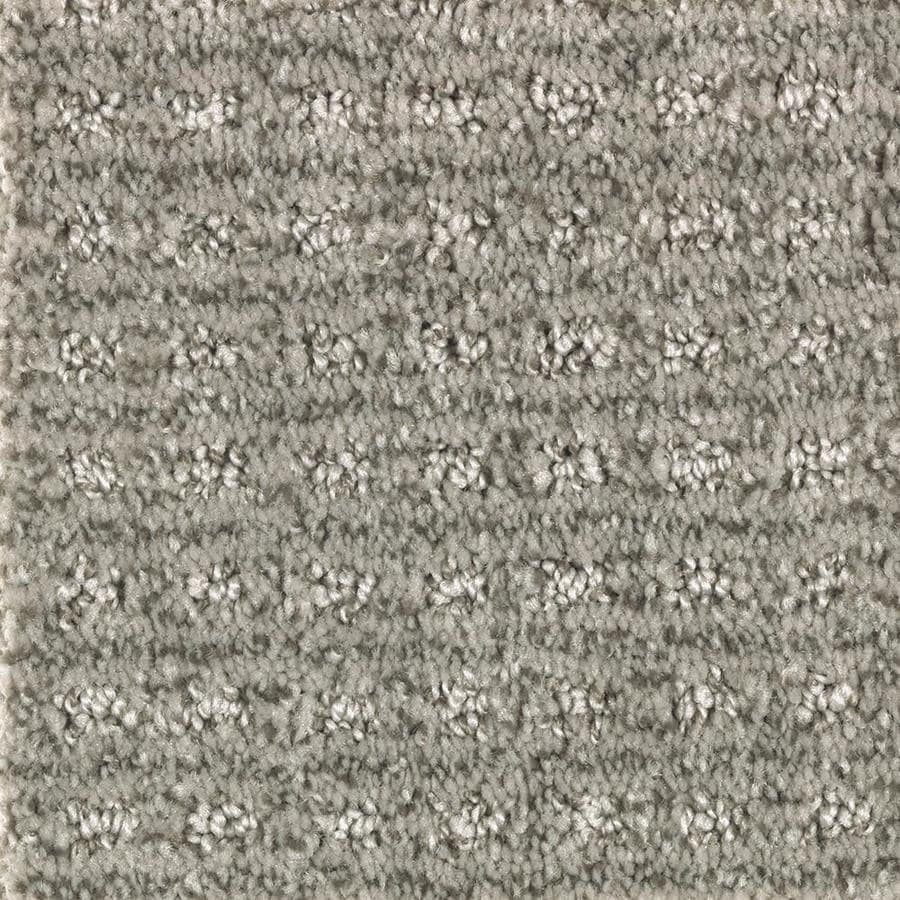 Mohawk Essentials Fashion Lane 12-ft W x Cut-to-Length Granite Dust Pattern Interior Carpet